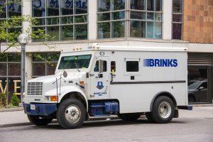armored trucks